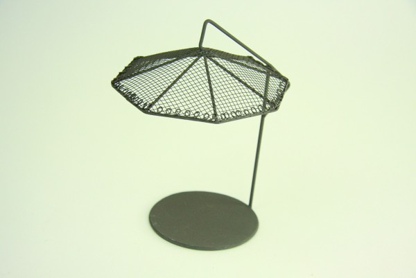 Sonnenschirm groß, braun 19cm