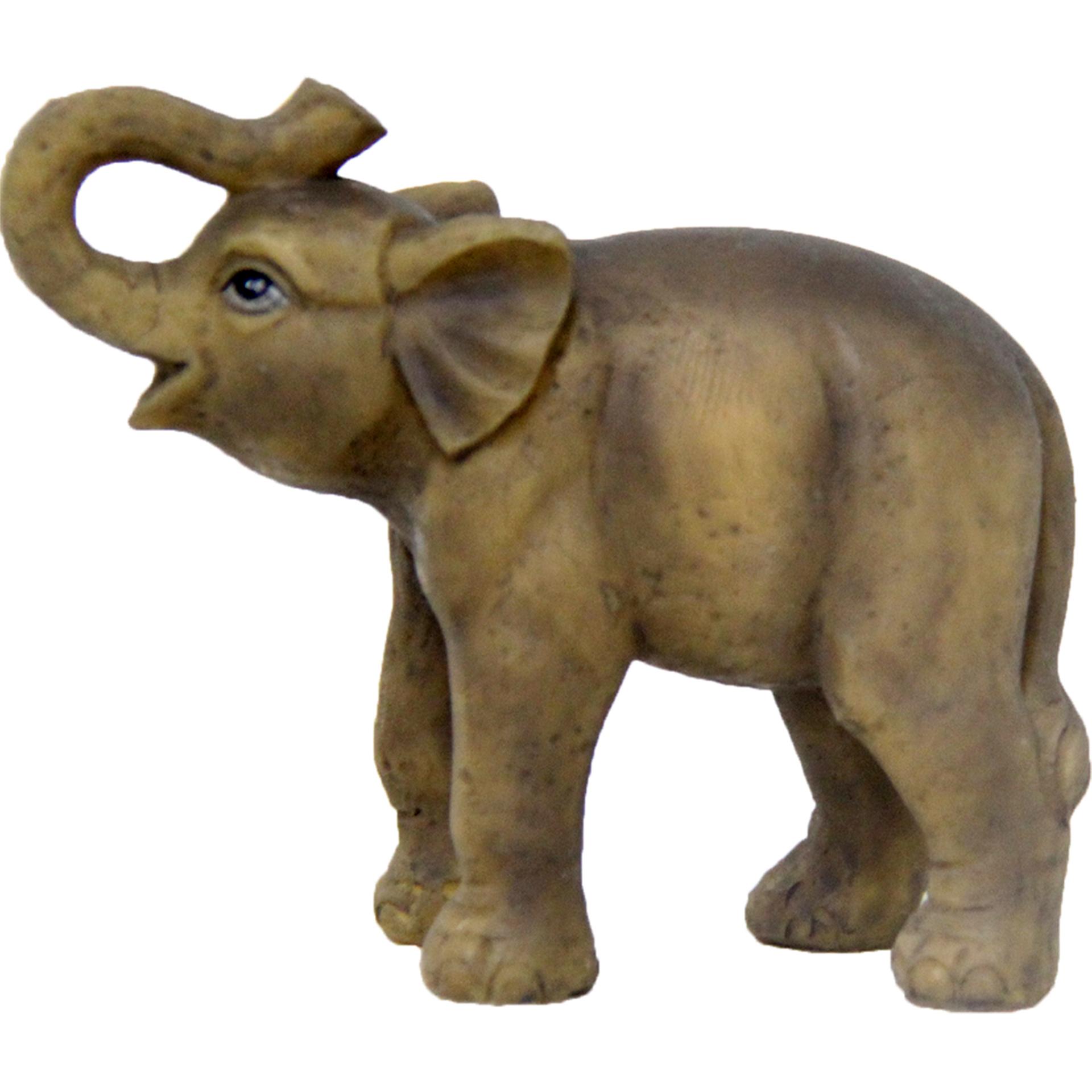 Elefant klein, Höhe 3cm