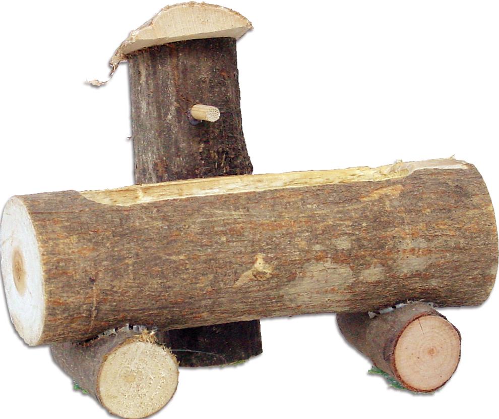 Baumstammbrunnen, 10cm