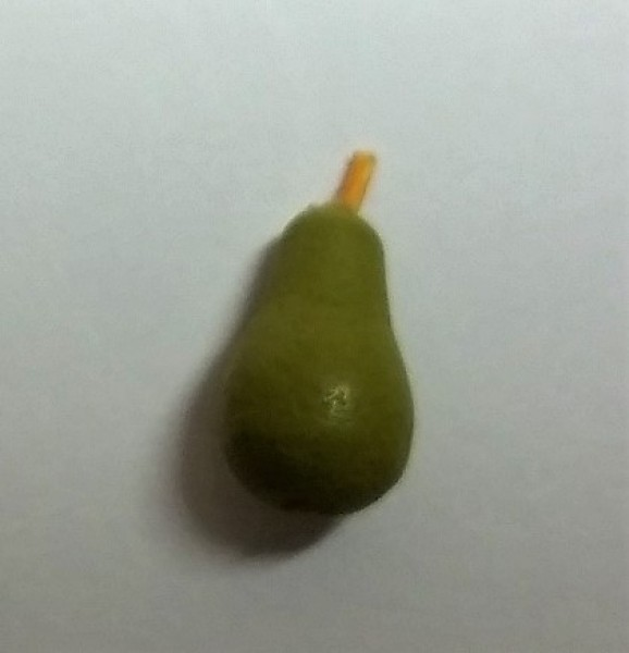 Birne grün