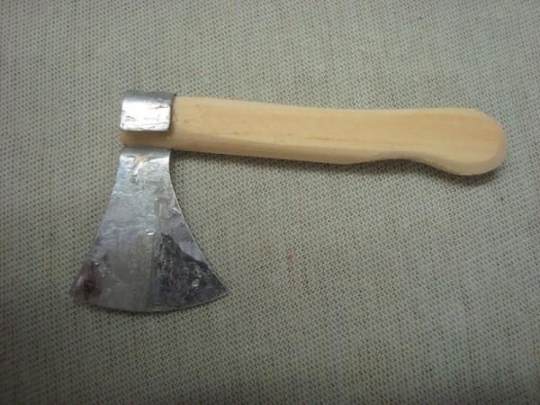 Axt, Länge 4,5cm